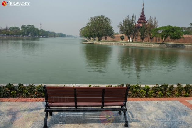 the landmarks in Mandalay