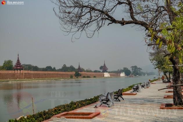 the landmarks in Mandalay