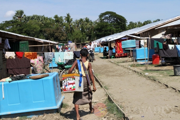 Rakhine state conflict