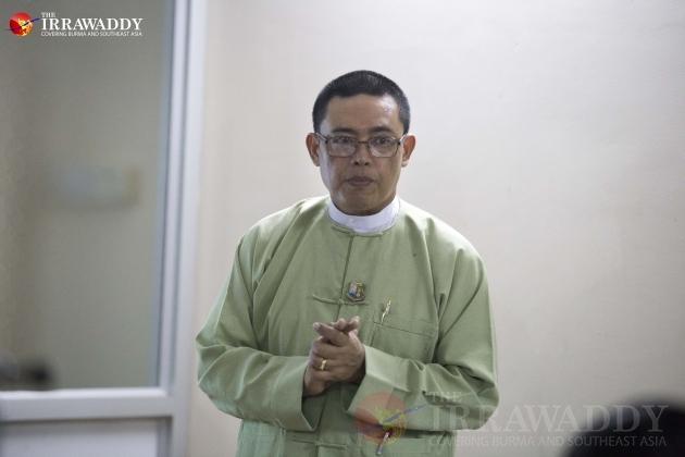 Dr.Thaung Naing Oo