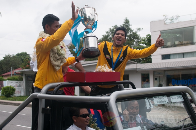 Philippines Peace Cup Champion