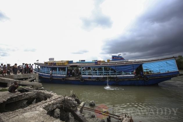 Haigyi Island at Sea Mouth