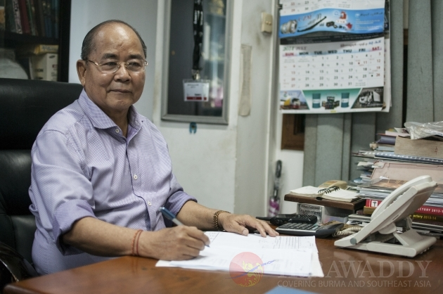U Myat Thin Aung (YOMA BANK), Member of Board (BOARD OF DIRECTORS)