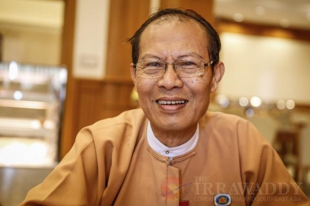 Dr Myo Aung