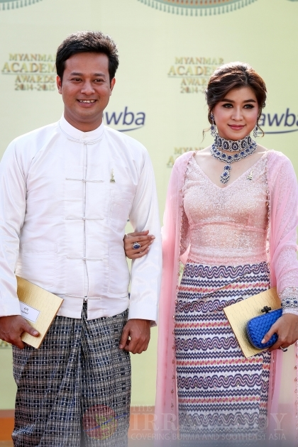 Pyay Thi Oo That Mon Myint The Irrawaddy