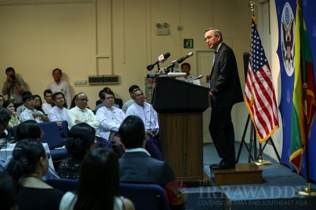 US ambassador PC