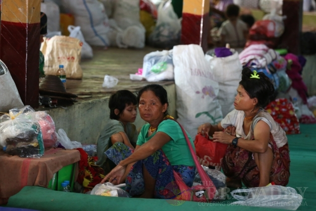 Myaing Gyi Ngu IDP Camp