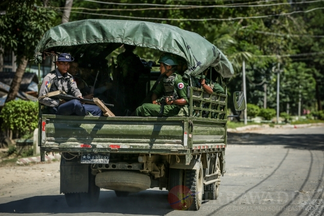 Maungdaw Conflict