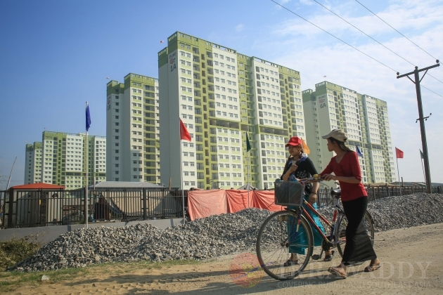 Yadana Hninsi Housing
