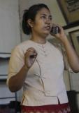 Phyu Phyu Thin, NLD Senator, NLD member