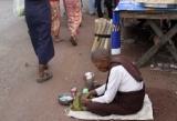 19-02-11 A woman begs on the street in Burma
