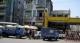 The gas station in Rangoon, Burma.