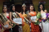 19-03-11 Miss Tourism Beauty Contest 2011 which was held at the Strand Hotel in Rangoon, Burma