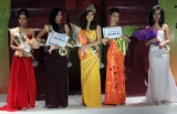 Miss Tourism Beauty Contest 2011 which was held at the Strand Hotel in Rangoon, Burma
