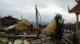 The 6.8 magnitude earthquake destroy monastery and pagoda in Tarlay, Easter Shan State, Burma.