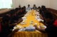 09-06-11 - Photo:- The Irrawaddy Burmese fishermen rescued by Sri Lankan Navy attend a press conference at Myanmar Fisheries Federation (MFF) one day after returning to Burma from Sri Lanka