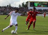 Myanmar Football Team, Oman Football Tteam