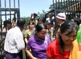 Prisoners in Yangoon