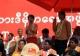 Daw Suu campaigns to Phyar Pone Township, 20th Feb 2012.