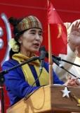 Daw Suu Campaign to Lashio