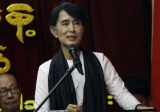 19-07-12  Aung San Suu Kyi addresses NLD party members