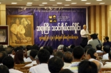 48th Memorial Anniversary of Thakhin Ko Daw Hmine on Monday, 23rd July 2012, Yangon, Myanmar.