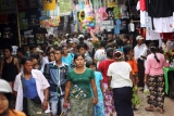 30-08-12 Burmese market scene - PHOTO - Jpaing