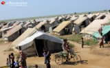 30-10-12 - Sitwe crisis - PHOTO Jpaing Sitwe situation
