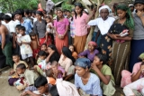 30-10-12 Sitwe camps - PHOTO - Khin Maung Win Rakhine state people displaced by recent violence
