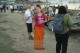 22-12-12 - Longyi wearing foreigners - PHOTO - Teza Hlaing A foreign tourist wearing traditional Burmese Longyi in Mandalay
