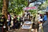 23-12-12 Mt Bike racing - PHOTO - Teza Hlaing Mountain bike racing on Manadalay Hill.