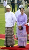 28-05-12 - Pres Thein Sein - PHOTO - Khin Maung Win Myanmar president Thein Sein