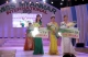 24-02-13  Myanmar models take part in the competition of Miss Myanmar International at Myanmar Convention Center in Yangon, Myanmar,  Gonyi Aye Kyaw crowned.