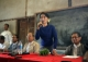 13-03-13  wednesday march 13, 2013-Letpadaung Copper Mine, Myanmar. Myanmar opposition leader Aung San Suu Kyi meets with local residents about Monywa copper mine project
