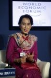 Daw Aung San Suu Kyi press conference June.6, 2013.