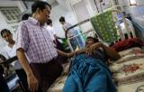 31-05-13 Photo Jpaing Rangoon Islamic Hospital free treatment to those in need