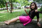 28-07-15 Photo:- JPaing Myanmar model, Phu Ngone.