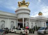 Royal International Casino hall at  Mong La in East Shan State. ( Photo - Nang Seng Nom / The Irrawaddy)
