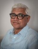 Amitav Ghosh. ( Photo - JPaing / The Irrawaddy )