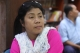 Dr.Daw Nyo Nyo Thin. Photo - JPaing / The Irrawaddy )