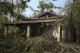 United Wa State Army (UWSA), despite its bitter fight against CPB, it does not demolish the headquarters of CBP which takes an important part in history. The abandoned headquarters stand in isolation amid bushes and dust. Photo: J Paing/The Irrawaddy.