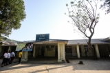 A Burmese government hospital in Panghsang. (Photo: JPaing / The Irrawaddy)