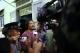 Patrick Khum Jaa Lee arrives at Rangoon's Hlaing Township Courthouse on Jan. 22, 2016, for sentencing. Photo: Myo Min Soe / The Irrawaddy