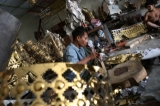 IN PICTURES: The centuries-old traditional art of Pantin, where items are cast from bronze, brass or copper, is still popular in Burma today. Read more: Photos: Myo Min Soe / The Irrawaddy