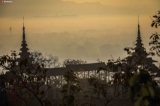 IN PICTURES: Misty Mandalay Morning (Photos: Zaw Zaw / The Irrawaddy)