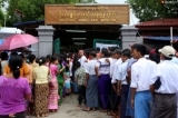 People visit the Gen. Aung San Museum in Yangon on Wednesday as Myanmar marked the 70th anniversary of the assassination of the general, members of his cabinet and a bodyguard on July 19, 1947. (Photos: Thet Tun Naing / The Irrawaddy)