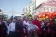 Chinese Lunar New Year 2019 was marked in downtown Yangon on Tuesday morning with speeches by Yangon Chief Minister Phyo Min Thein and the Chinese Ambassador to Myanmar Mr. Hong Liang. The beginning of the Year of the Pig is being celebrated in Yangon with a lineup of traditional lion dance performances, lively music and Chinese street decorations. (Photo: Aung Kyaw Htet / The Irrawaddy)