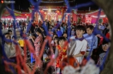 Chinese New Year 2019 in Mandalay, February 2019 ( Zaw Zaw) 5.2.2019