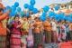 Thingyan Water Festival 2019 Opening Ceremony in Mandalay Photo: Zaw Zaw / The Irrawaddy) 13.4.2019
